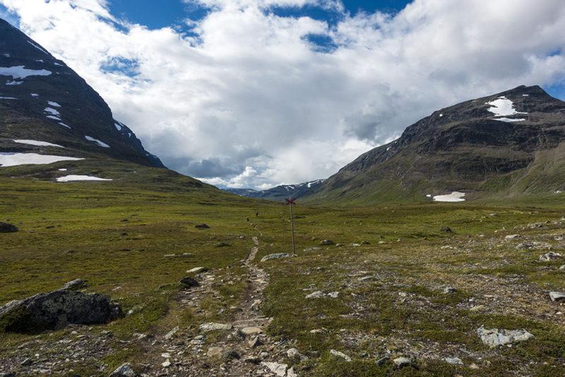 Kungsleden near Hemavan