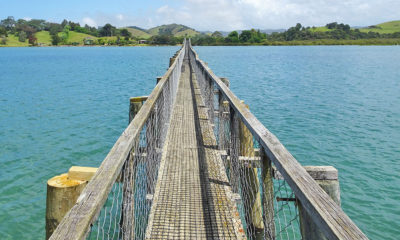Bay-of-islands watercrossing