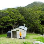 Richmond Saddle hut