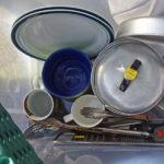 Opp shopping kitchen stuff