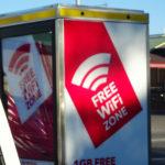 Vanlife - free wifi