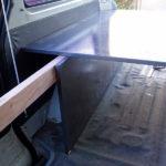 Building the bed platform