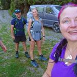 Vanlife hiking new zealand