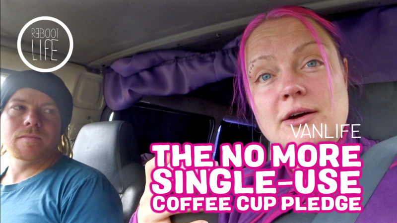 The coffee pledge titlecard