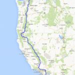 PCT overview map