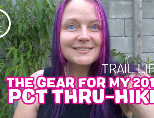 PCT packing list and gear strategy