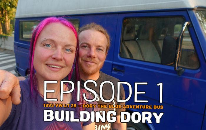 Building Dory episode 1