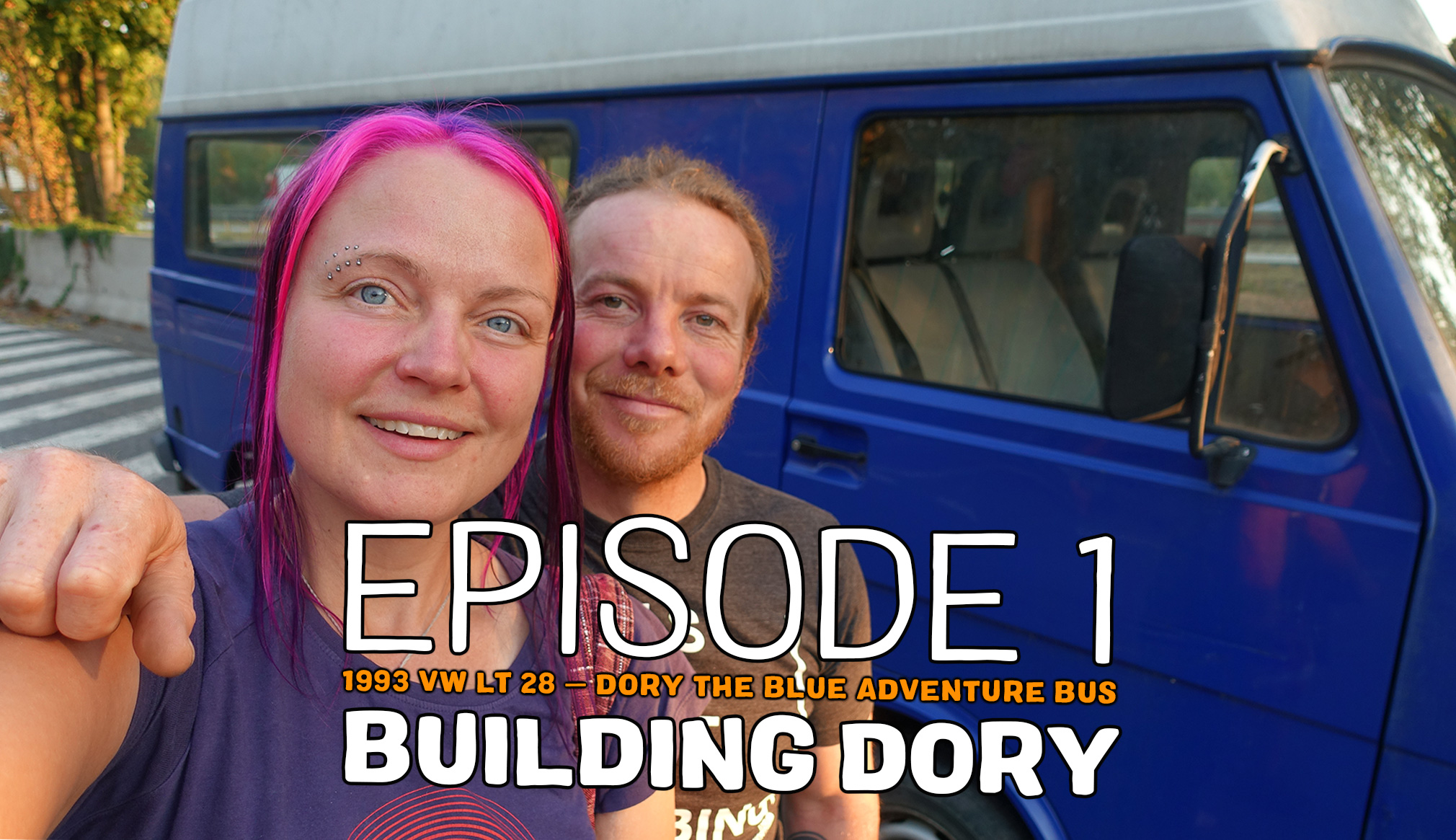 Building Dory episode 1