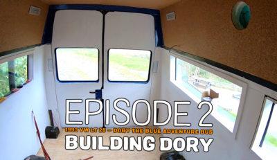 Building Dory episode 2