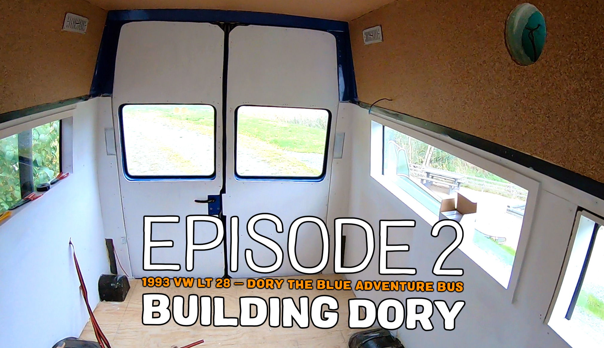 Building Dory episode 2