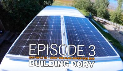 Building Dory episode 3