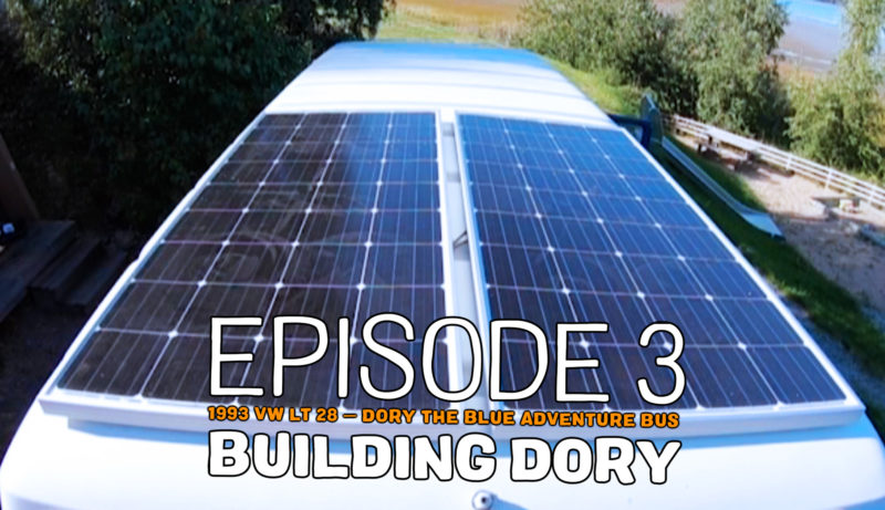 Building Dory episode 3