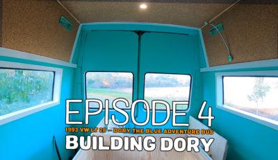 Building Dory episode 4
