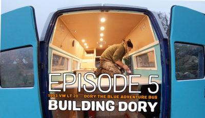 Building Dory episode 5