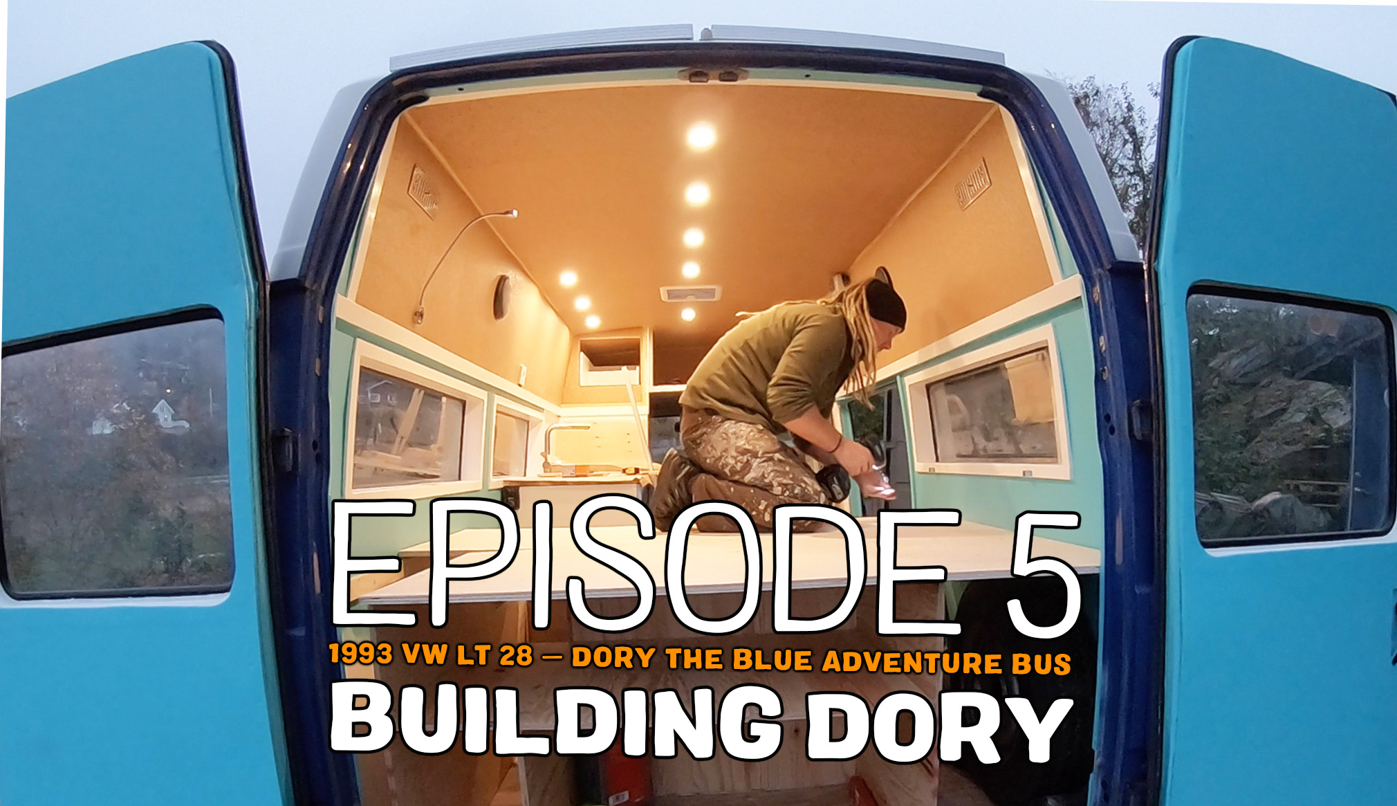 Building Dory episode 5