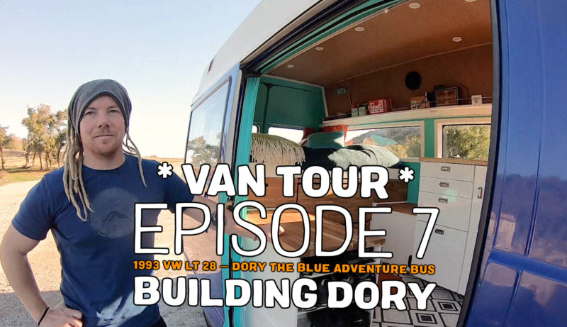 Building Dory episode 7