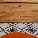 Dory floor