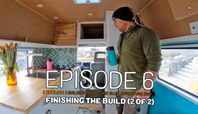 Building Dory episode 6