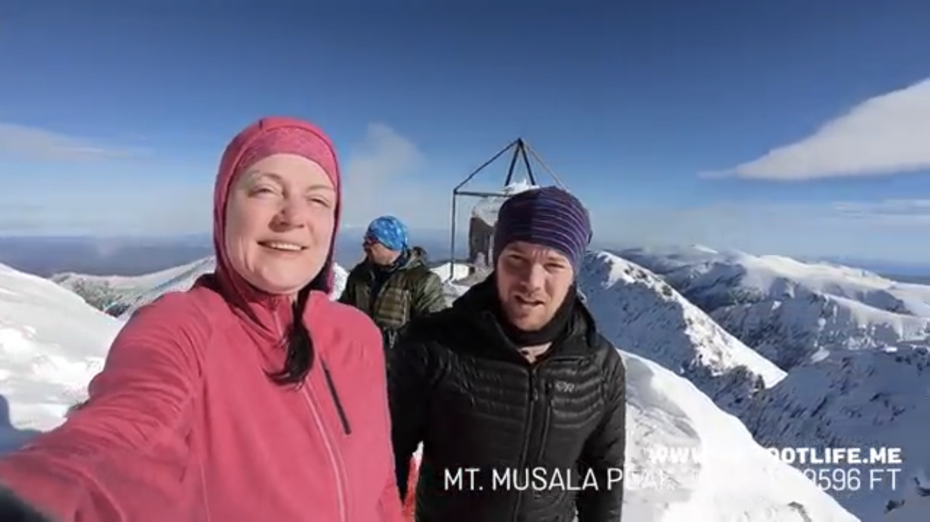 Climbing Musala Peak in Bulgaria