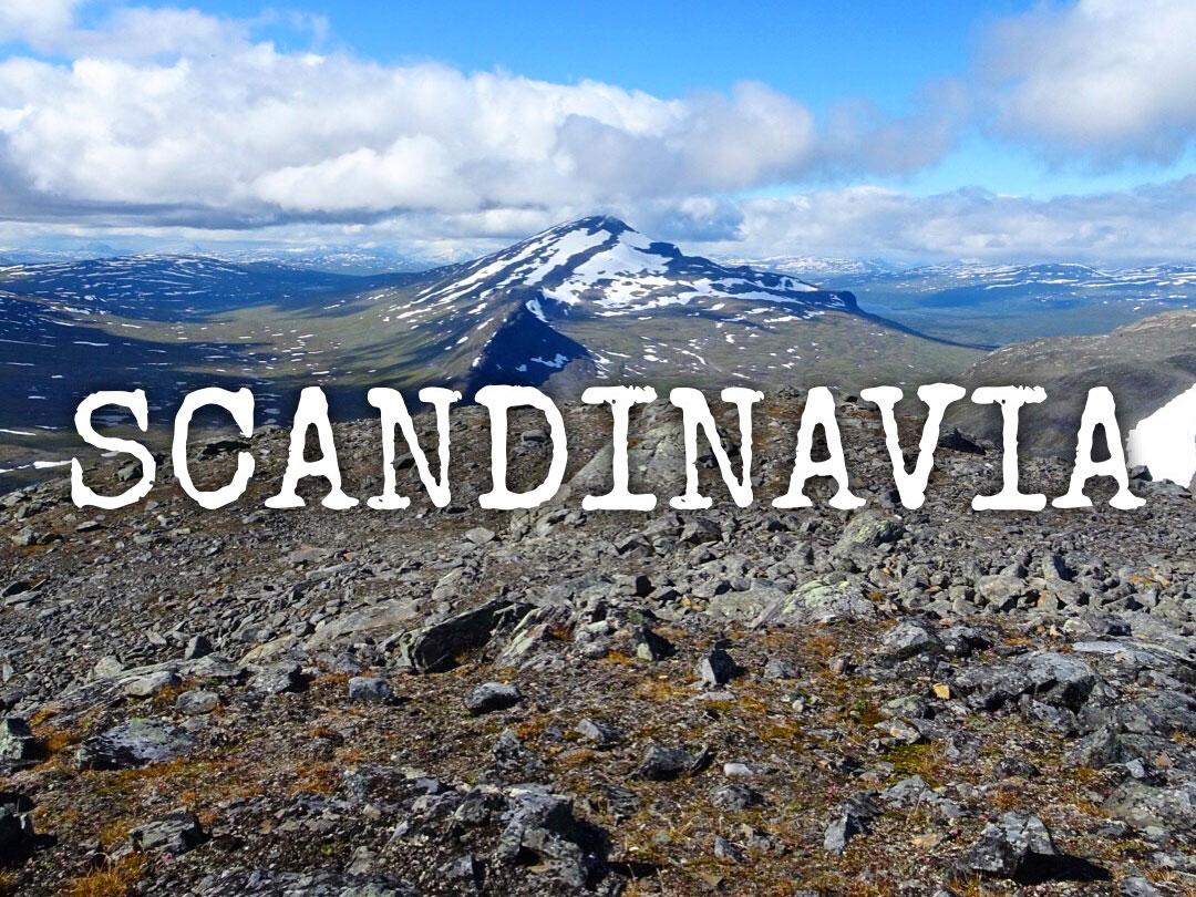Stage 1: Scandinavia
