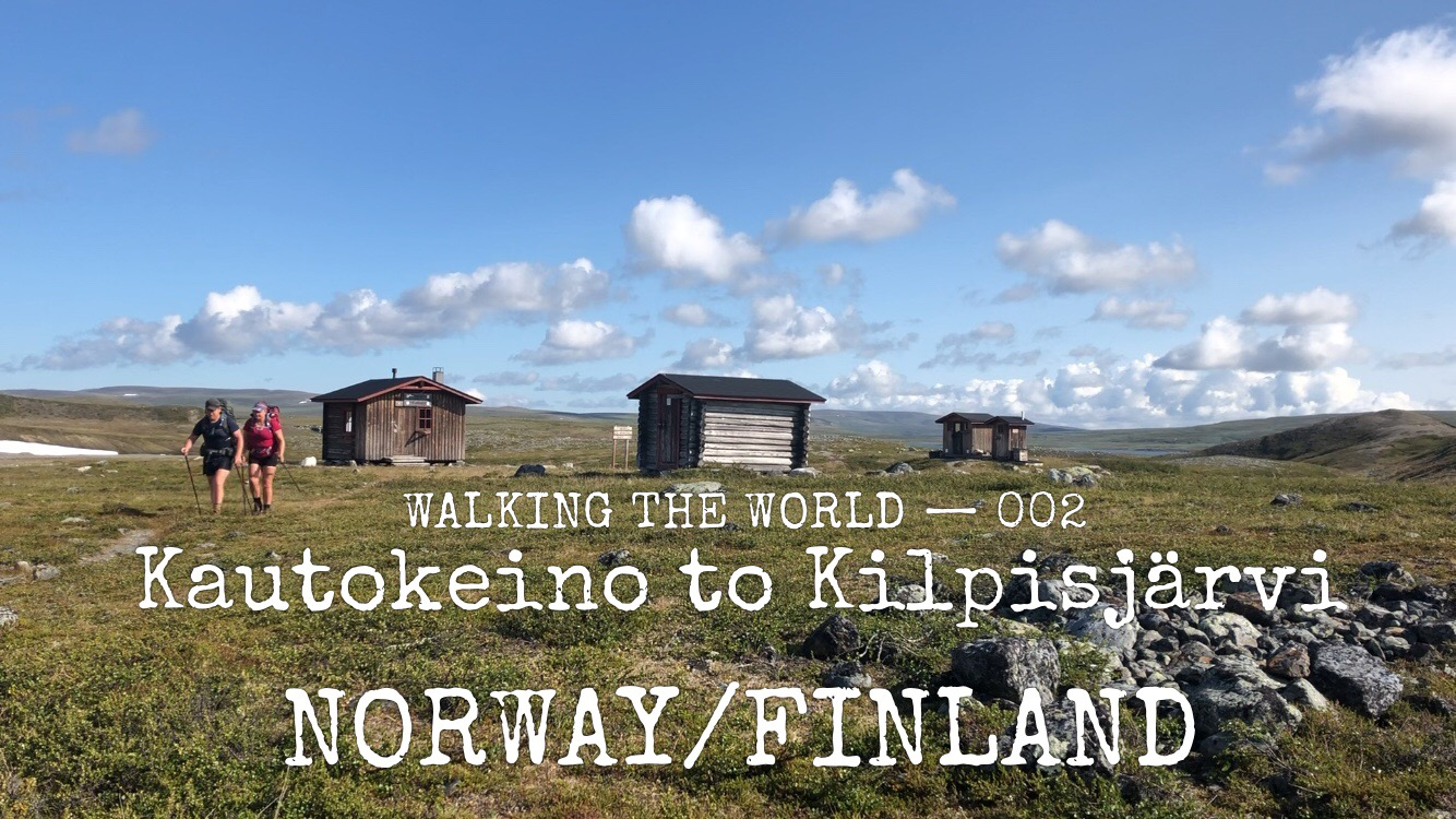 Norway/Finland: Kautokeino-Kilpisjarvi
