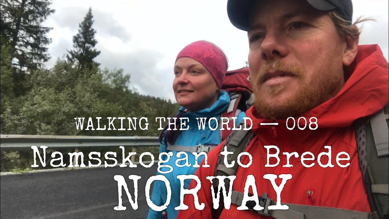 NORWAY: Namsskogan — Brede