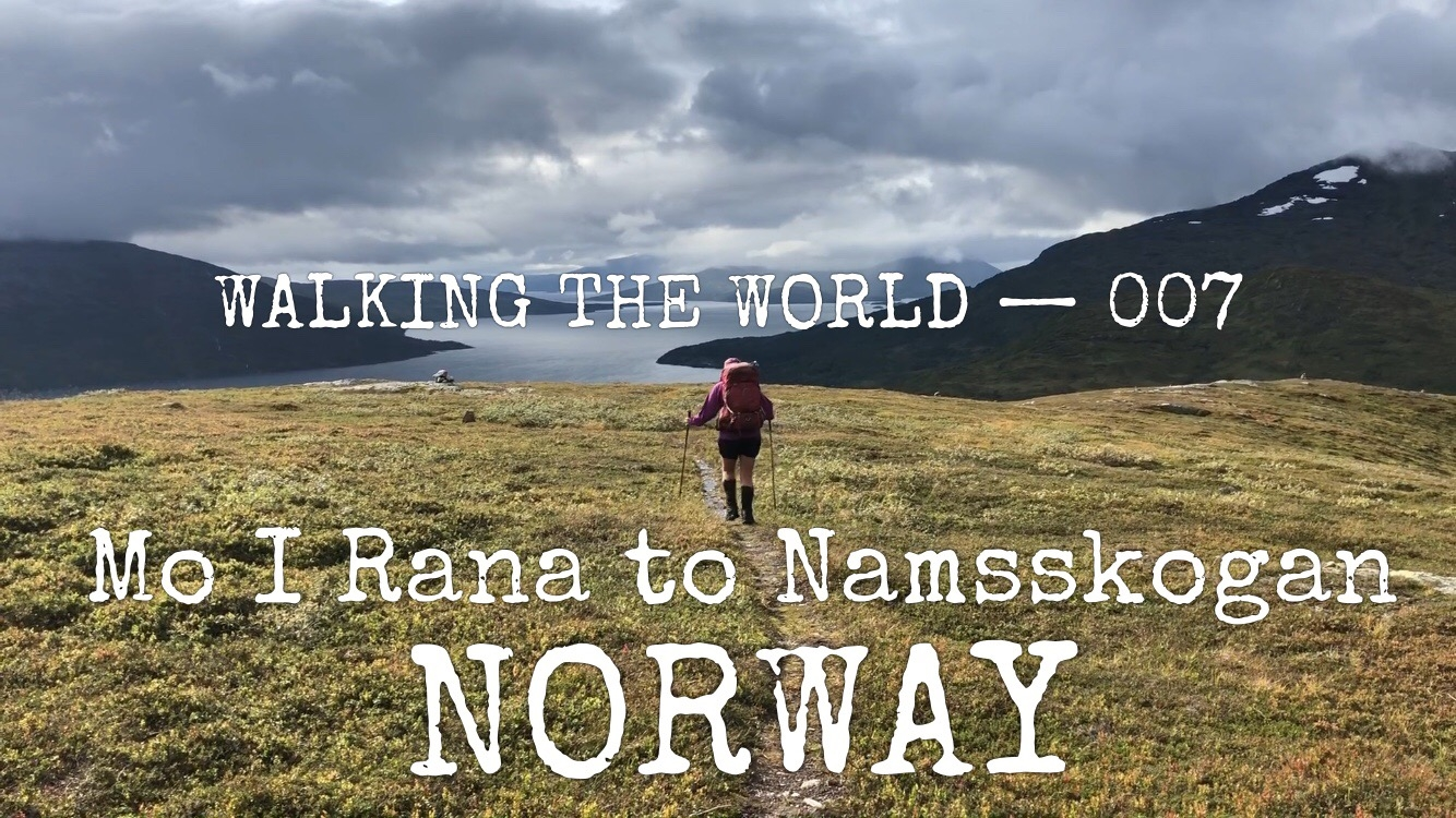 NORWAY: Mo I Rana — Namsskogan