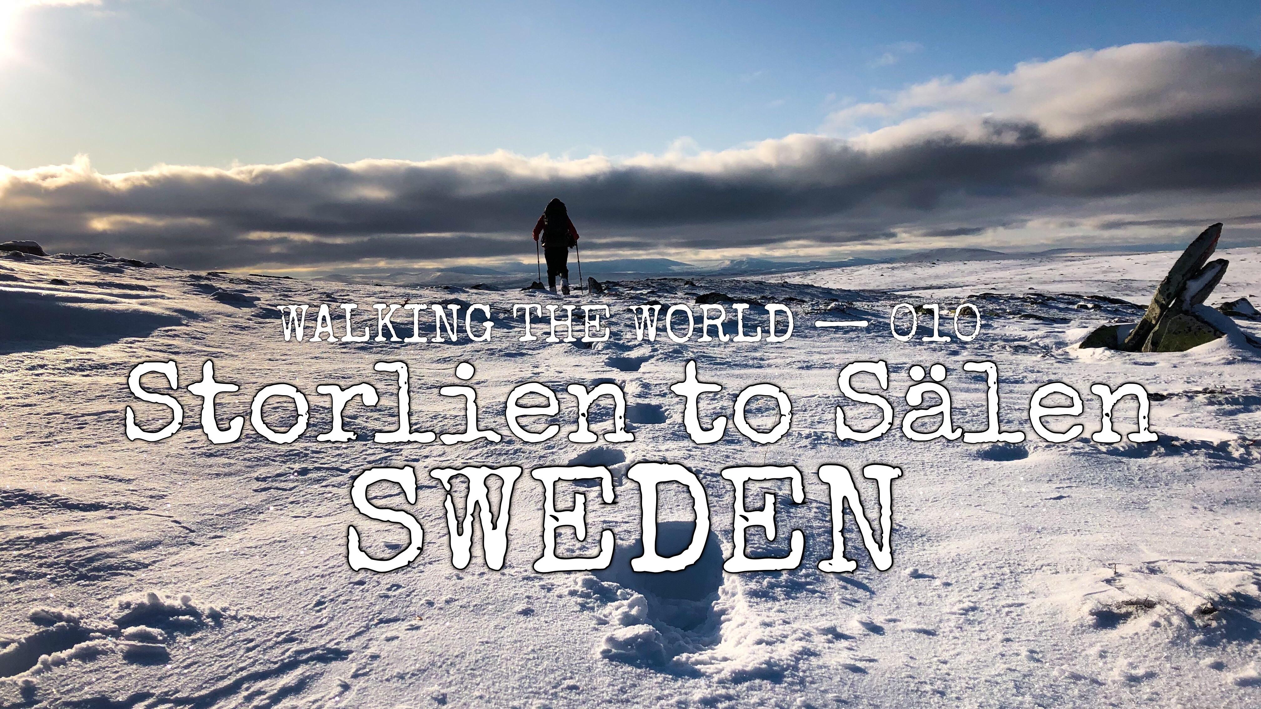 SWEDEN: Storlien — Sälen
