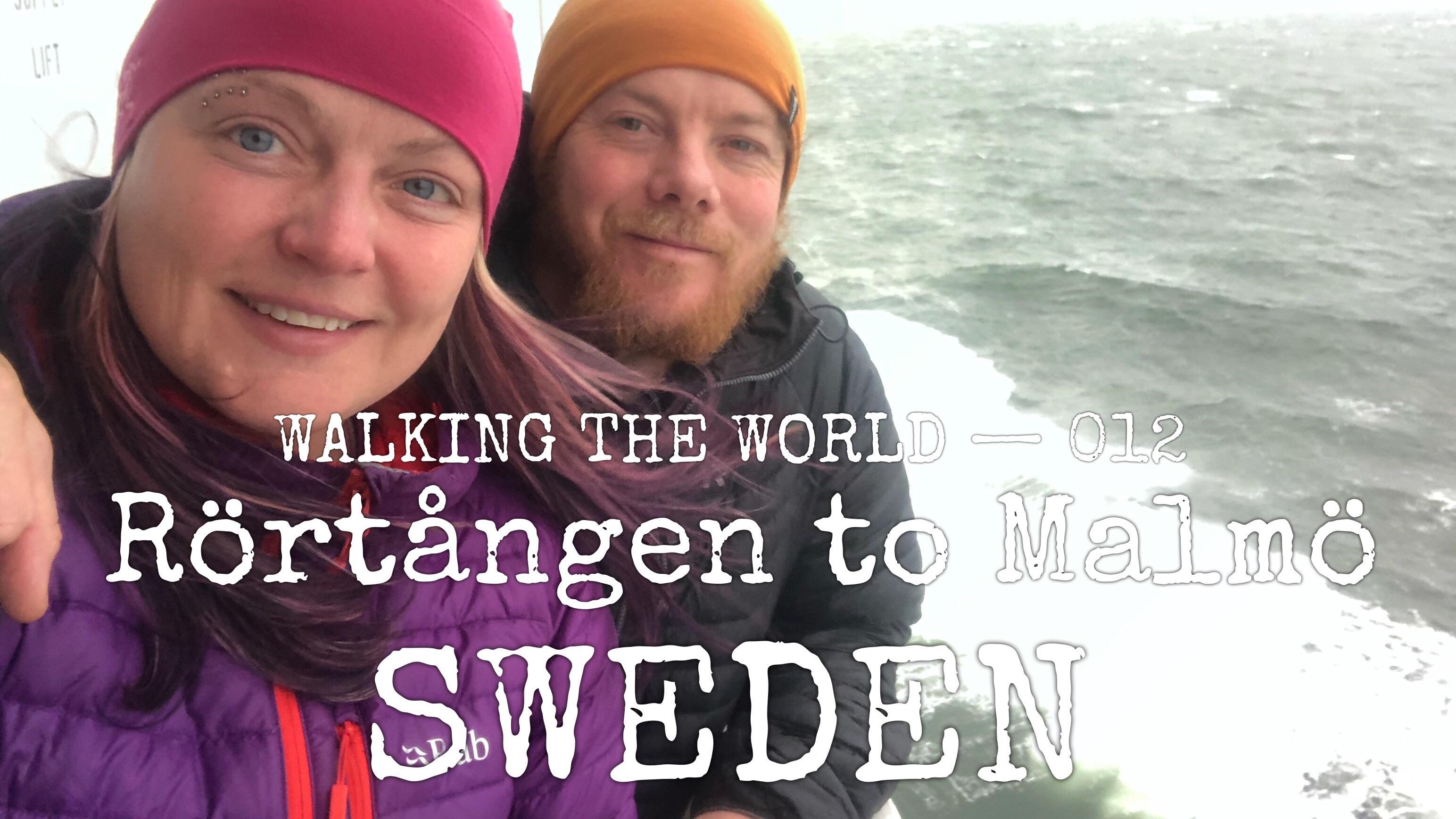 SWEDEN: Rörtången to Malmö