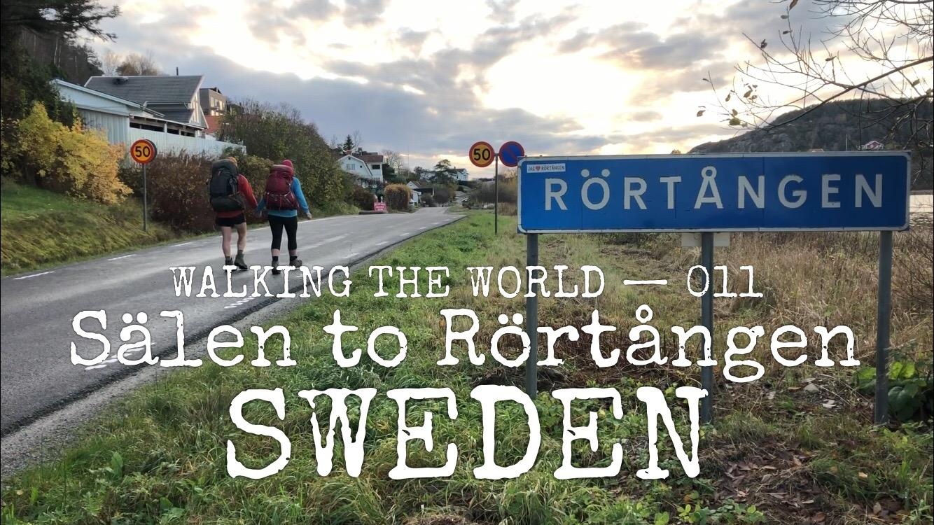 SWEDEN: Sälen — Rörtången