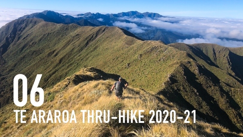 TE ARAROA THRU-HIKE 2020-21: Whanganui to Wellington (E 06)